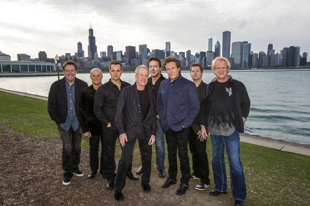 Chicago Band 2013