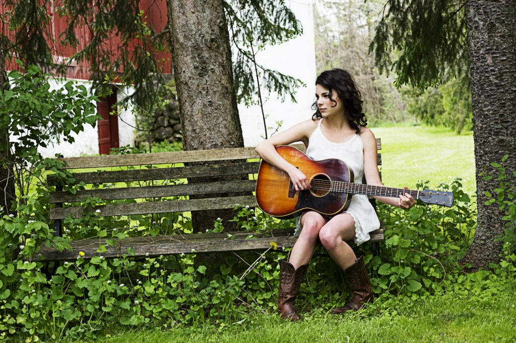 Whitney Rose performs at Moncton's Plan b Lounge on Saturday Apr. 5