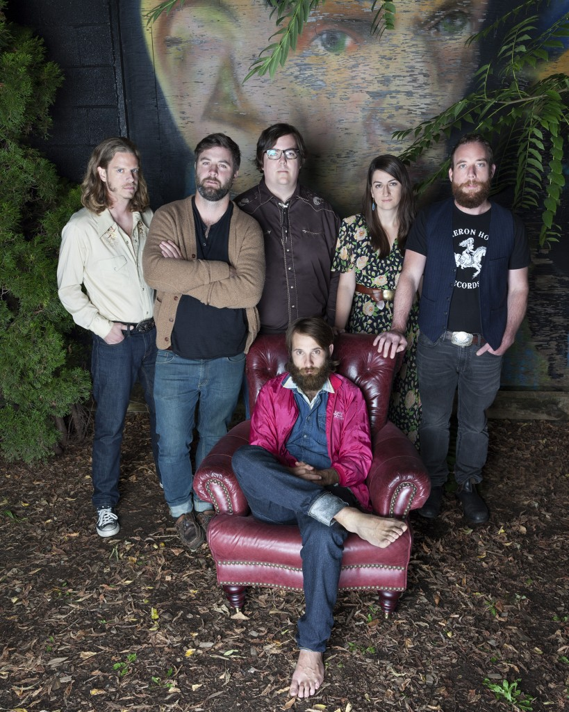The Strumbellas perform at The Caveau on May 13. Photo by Heather Pollock.