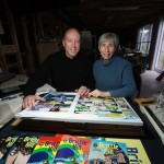 Brittle Hill: The Couple Behind The Comic Book