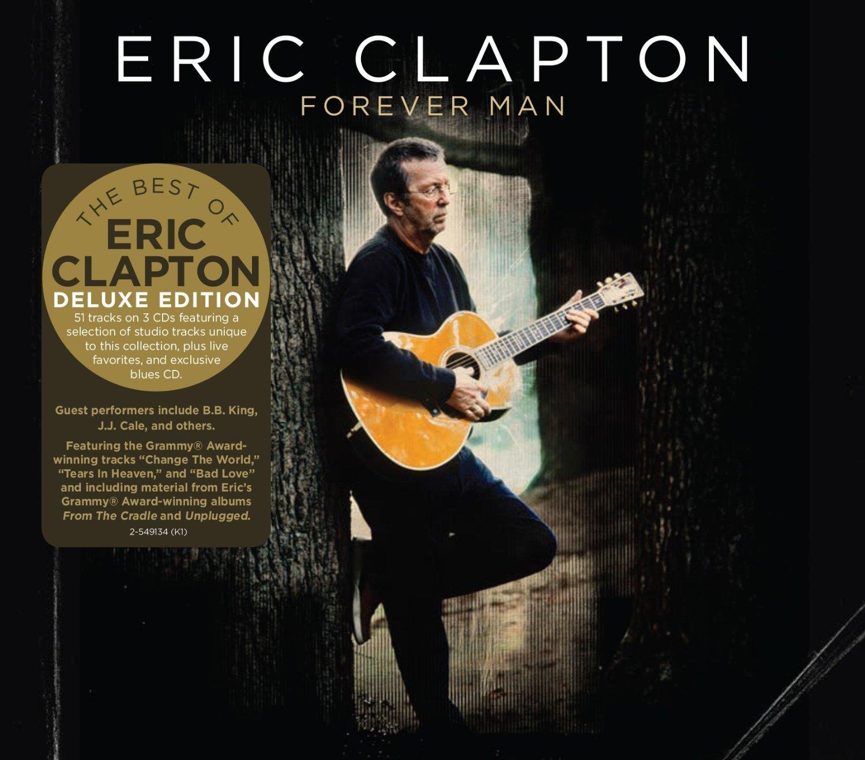 Wonderful Tonight Live Eric Clapton: Forever Man (3-CD Edition) (Warner
