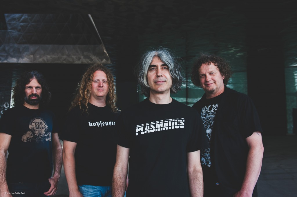 Quebec heavy-metal band Voivod perform this Saturday as part of the Mud City Meltdown