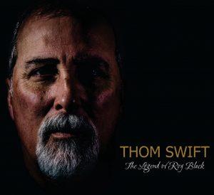 ThomSwiftTheLegendOfRoyBlackAlbumCover
